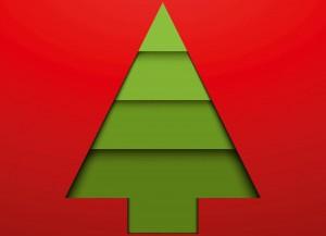 Weihnachtsbaum DLZ